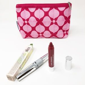 Mascara and Chubby stick Clinique make up